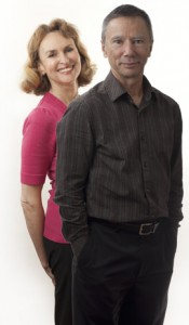 Larry and Sandy Scherban - owners of Camera One Photography
