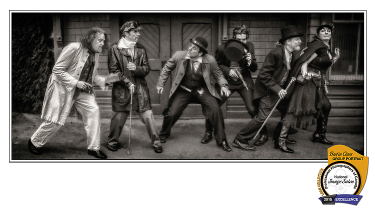 Image of Steampunk actors