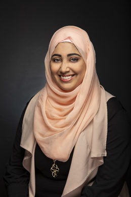 woman wearing Hijab